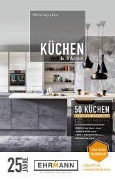 Küchen & Bäder Ehrmann | Oktober 2020