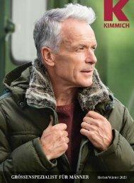 Kimmich Mode-Versand | Größenspezialist für Männermode | Herbst / Winter 2020