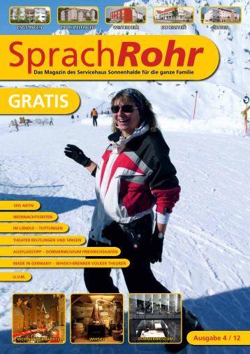 Aktuelle Ausgabe als PDF SprachRohr 4/12 herunterladen