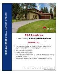 Lake County Residential Update - September 2020