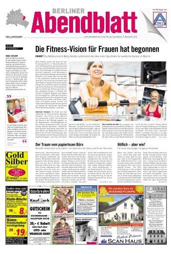 Gold Silber - Berliner Abendblatt