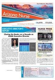 Arizona Nurse - October 2020