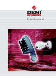 Lieferprogramm - DENI