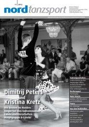 schaften der D-, C- und B-Klassen - Deutscher Tanzsportverband eV