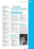 Landesmeisterschaften im Norden - Deutscher Tanzsportverband eV - Seite 5