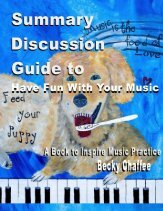 discussion booklet for HaveFunwithYourMusic