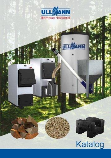 Zubehör-Katalog zu Biomasse-Heizkessel - Ullmann