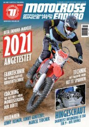 Motocross Enduro Ausgabe 10/2020