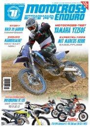 Motocross Enduro Ausgabe 11/2020