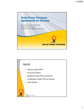 Power Purchase Agreements The Independent    Carilec