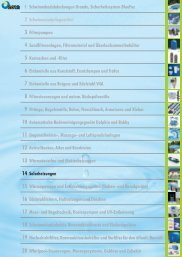 14 Solarheizungen - Aqua Solar AG
