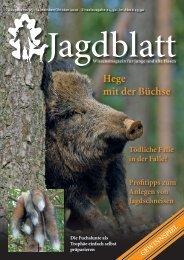 2020-03 Jagdblatt_Lunten_Falle
