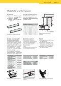 Schüco Montagesystem MSE 210 Indach - Seite 4