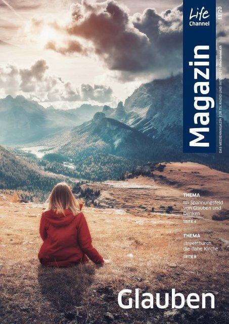 Life Channel Magazin November 2020