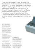 Epson Nadeldrucker-Reihe - Seite 2