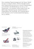 Epson Nadeldrucker-Reihe - Seite 4