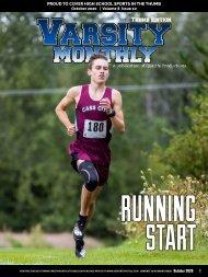 October 2020 Issue of Varsity Monthly Thumb Magazine
