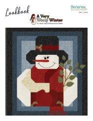 A Very Wooly Winter by Cheryl Haynes Lookbook