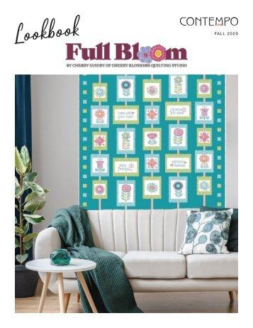 Full Bloom by Cherry Guidry Lookbook