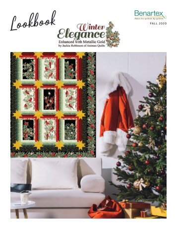 Winter Elegance by Jackie Robinson Lookbook