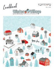 Winter Village by Amanda Murphy Lookbook