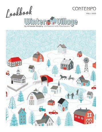 Winter Village by Amanda Murphy Lookbook