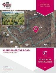 90-Sugar-Grove-Road-Marketing-Flyer