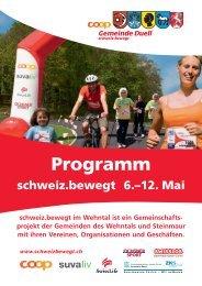 Steinmaur - Schweiz bewegt