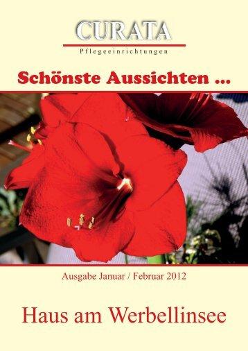 Hauszeitung Januar-Februar 2012
