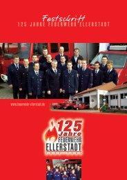 BroschŁre 125-FFW '05 Lit - Freiwillige Feuerwehr Ellerstadt