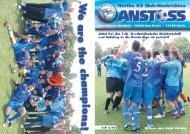 Junioren - F.C. Hertha 03 Zehlendorf