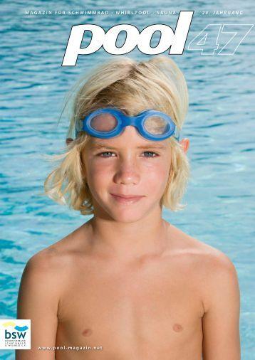 Pool-Magazin Ausgabe 47, 24. Jahrgang