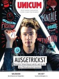 UNICUM Magazin 03.2020