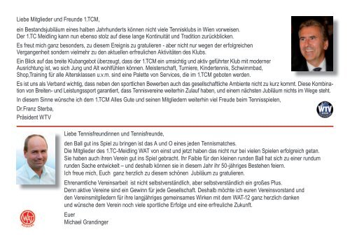 50 Jahre 1.TCM - Meidling.org