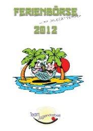 Ferienbörse 2012 - Uelzen