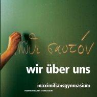 Layout Schule (Page 3) - Maximiliansgymnasium