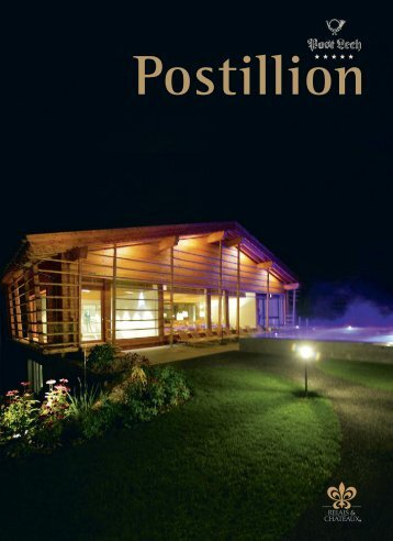 Postillion Newsletter 2012.pdf - Hotel Gasthof Post Lech