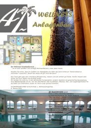 WELLNESS Anlagenbau - AH Baddesign GmbH