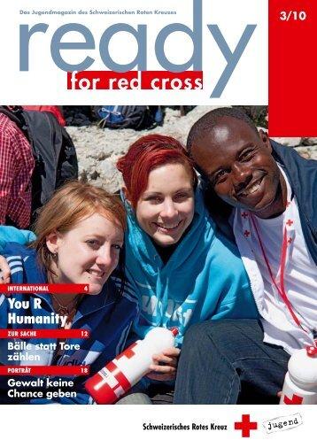 You r Humanity - Schweizerisches Rotes Kreuz