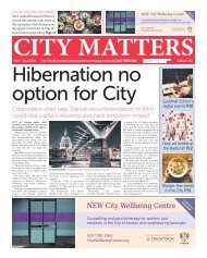 City Matters 122