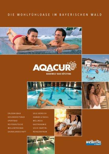 Imageprospekt (PDF 6 MB) - Aqacur