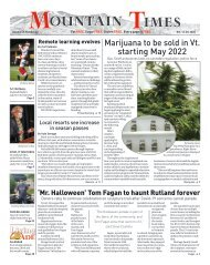 Mountain Times - Volume 49, Number 42 - Oct.14-20, 2020