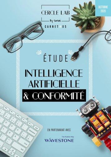 Carnet du LAB #5 - Intelligence artificielle & conformité