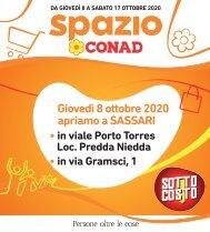 Spazio Conad Sassari 2020-10-08