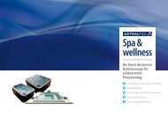 Spa & wellness - AstralPool