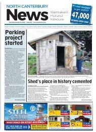 North Canterbury News: October 15, 2020