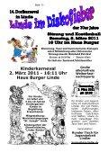 Kinderkarneval 2. März 2011 - 16:11 Uhr Haus Burger Linde - Page 5