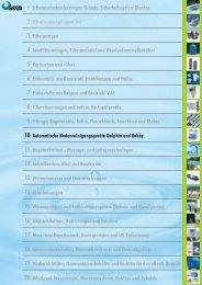 10 Autom. Bodenreinigungsgeräte Dolphin und ... - Aqua Solar AG