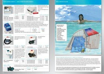 FIlteranlagen FIlteranlagen solarheizung steuerungen ...