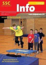 Spar- und Kreditbank eG - Sport und Schwimmclub Karlsruhe eV